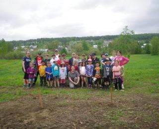 Les élèves de l'école des Méandres s'unissent pour la santé de la rivière Etchemin !